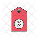 Tag Label Discount Icon