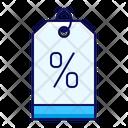 Tag Sale Discount Icon