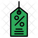 Offer Discount Sale Icon