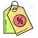 Price Tags Cloths Discount Icon