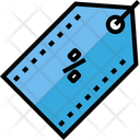 Tag Label Shopping Icon