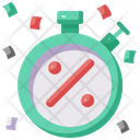 Discount Timer Icon