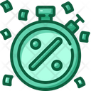 Discount Timer Sale Time Offer Time Icon