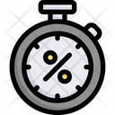 Discount Timing Deadline Discount Icon