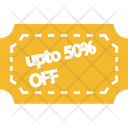 Discount Voucher Icon
