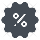 Discounts Business Finance Icon