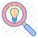Discover Creative Idea Icon