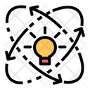 Idea Science Attom Icon