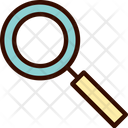 Magnifying Glass Loupe Zoom Icon