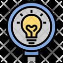 Discovery Idea Study Icon