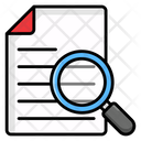 Discovery Case Study Document Search Icon