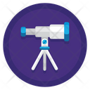 Discovery Science Research Icon