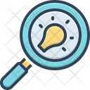 Discovery Detection Finder Icon