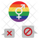 Discrimination Icon
