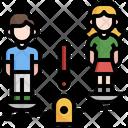 Discrimination Sad Bullying Icon