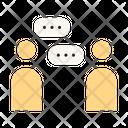 Discuss Icon