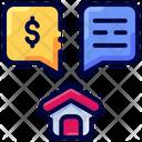 Discussion Buke Dollar Icon