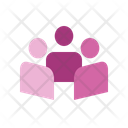 Discussion Business Communication Icon