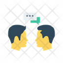 Discussion Meeting Conversation Icon