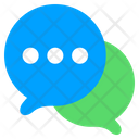 Discussion Talking Talk Icon