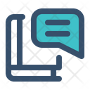 Discussion Help Education Icon