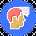 Discussion Male Consultant Speech Icon