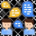 Talks Consultation Skills Communication Icon