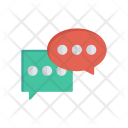 Discussion Chat Messages Icon