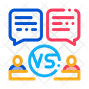 Discussion Battle Icon