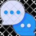 Discussion Bubble Icon