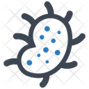 Virus Microbe Bacteria Icon