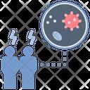 Disease Spread Icon