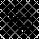 Dish Satellite Lcd Icon
