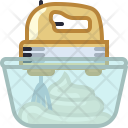 Dish Hand Mixer Icon