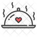 Dish Food Party Icon