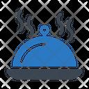 Dish Hot Food Icon