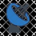 Dish Antenna Satellite Icon