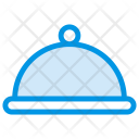 Dish Cover Food Icon