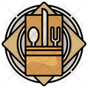 Cutlery Thanksgiving Autumn Icon