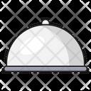 Dish Food Restaurant Icon