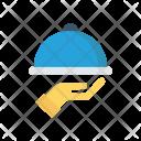 Dish Cover Resturant Icon