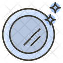 Dish Clean Kitchen Icon