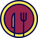Dish Food Cooking Icon