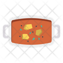 Dish Saucepan Pot Icon