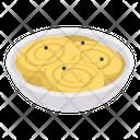 Dish Bowl Food Icon