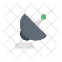 Dish Antenna Communication Icon