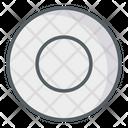 Dish Plate Dishware Icon