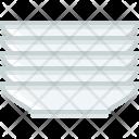 Dish Deep Plates Icon