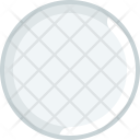 Dish Dinner Plate Icon