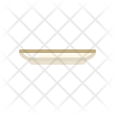 Dish Dessert Plate Icon